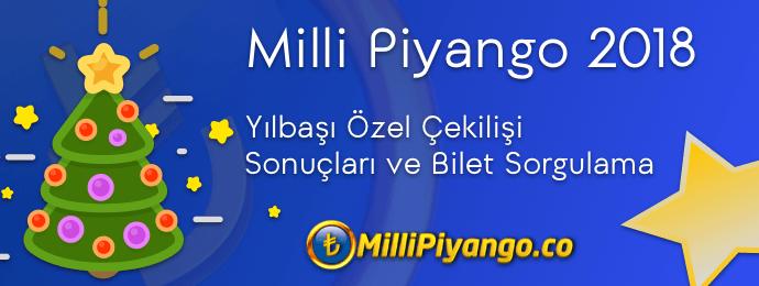 Milli Piyango Bilet Sorgulama (2018)